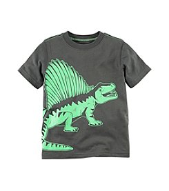 Carter's® Boys' 2T-8 Short Sleeve Dino Wrap Tee