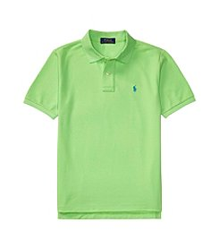 Polo Ralph Lauren® Boys' 8-20 Short Sleeve Solid Top