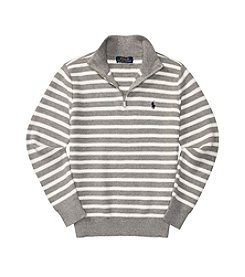 Polo Ralph Lauren® Boys' 8-20 Striped Long Sleeve Sweater