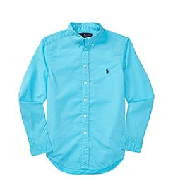 Polo Ralph Lauren® Boys' 8-20 Long Sleeve Button Down Top