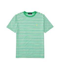 Polo Ralph Lauren® Boys' 8-20 Crew Neck Striped Top