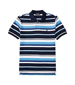 Polo Ralph Lauren® Boys' 8-20 Short Sleeve Striped Top
