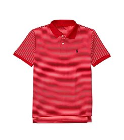 Polo Ralph Lauren® Boys' 8-20 Short Sleeve Knit Top