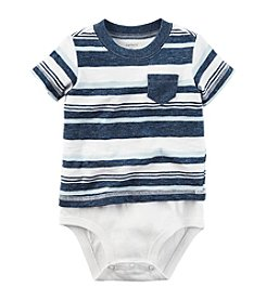 Carter's® Baby Boys Striped Short Sleeve Bodysuit