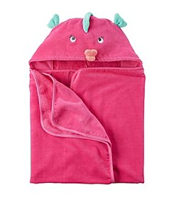 Carter's® Baby Girls' Fish Hooded Towel