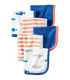 Carter's® Baby Boys 6-Pack Washcloths