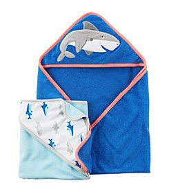 Carter's® Baby Boys 2-Pack Hooded Towels