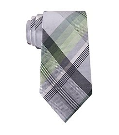Geoffrey Beene® Men's Plaid Instinct Tie