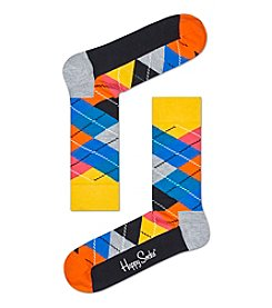 Happy Socks® Men's Multi Argyle Socks