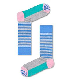 Happy Socks® Men's Half Stripe Dress Socks