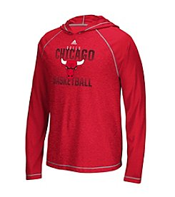adidas NBA® Chicago Bulls Men's Fade Away Hooded Sweatshirt