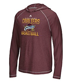 adidas NBA® Cleveland Cavaliers Men's Fade Away Hooded Sweatshirt