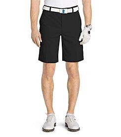 Izod® Men's Flat Front Micro Fit Flex Point Short