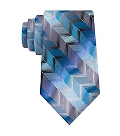 Van Heusen® Men's Shaded Zig Zag Tie