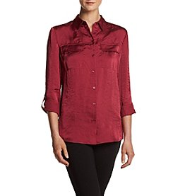 Jones New York® Woven Blouse