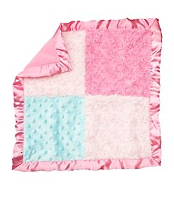 Cuddle Bear® Baby Girls' Patchwork Snuggler