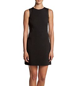 MICHAEL Michael Kors® Tulle Insert Dress