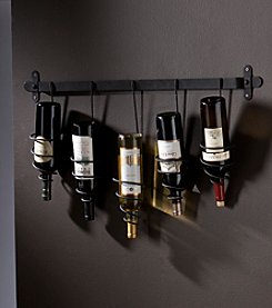 Southern Enterprises Almeria Wall Mount Wine Rack