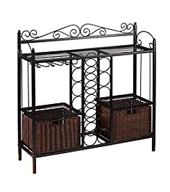 Southern Enterprises Bistro Wine Rack