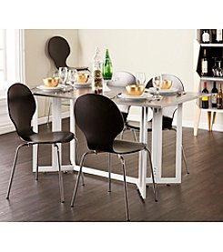 Southern Enterprises Driness Drop Leaf Table