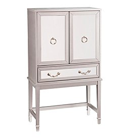 Southern Enterprises Mirage Mirrored Bar Cabinet