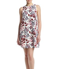 Kensie® Antique Floral Dress