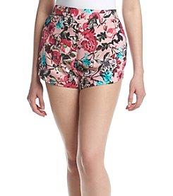 Kensie® Wild Garden Shorts