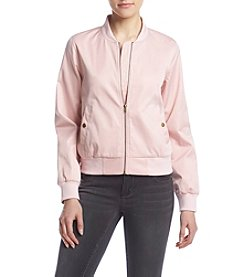 Pink Rose® Classic Bomber Jacket