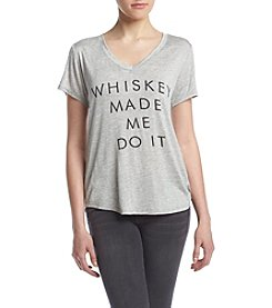 Eyeshadow® Whiskey Made Me Do It Tee