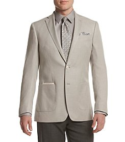 Tallia Orange Men's Hopsack Sport Coat