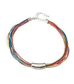 Studio Works® Multi Row Cord Necklace