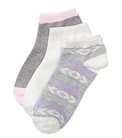 Relativity® 3-Pack Socks