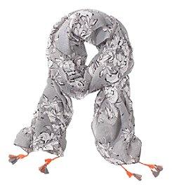 Cejon® Hibiscus Day Wrap Scarf