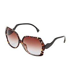 Jessica Simpson Rectangle Sunglasses