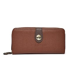 Stone Mountain® Ludlow Large Zip Around Wallet