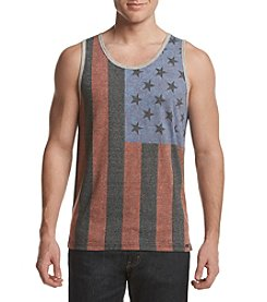Ocean Current® Men's American Flag Tank