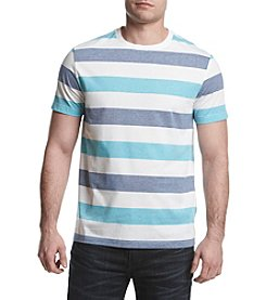 John Bartlett Consensus Men's End On End Stripe Tee
