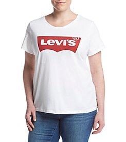 Levi's® Plus Size Logo Tee