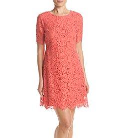 Jessica Howard® Lace Swing Dress