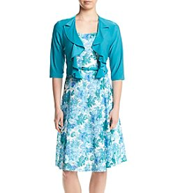 R&M Richards® Floral Dress