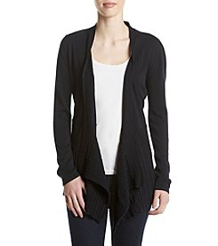 Ivanka Trump® Draped Cardigan
