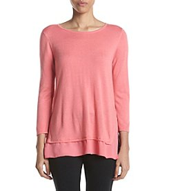 Ivanka Trump® Boatneck Sweater