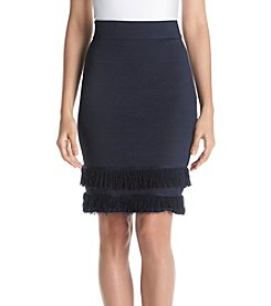 Ivanka Trump® Fringe Skirt