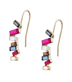 Kensie® Crawler Earrings