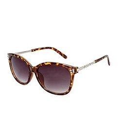 Betsey Johnson® Square Embellishment Combo Sunglasses