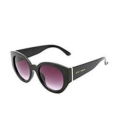 Betsey Johnson® Floral Oval Plastic Sunglasses
