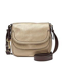 Fossil® Peyton Small Double Flap Crossbody
