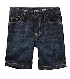 OshKosh B'Gosh® Boys' 2T-7 Frost Denim Shorts