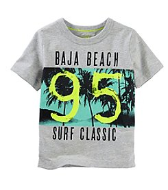 OshKosh B'Gosh® Boys' 2T-7 Short Sleeve Graphic Tee