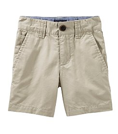 OshKosh B'Gosh® Boys' 2T-7 Khaki Shorts